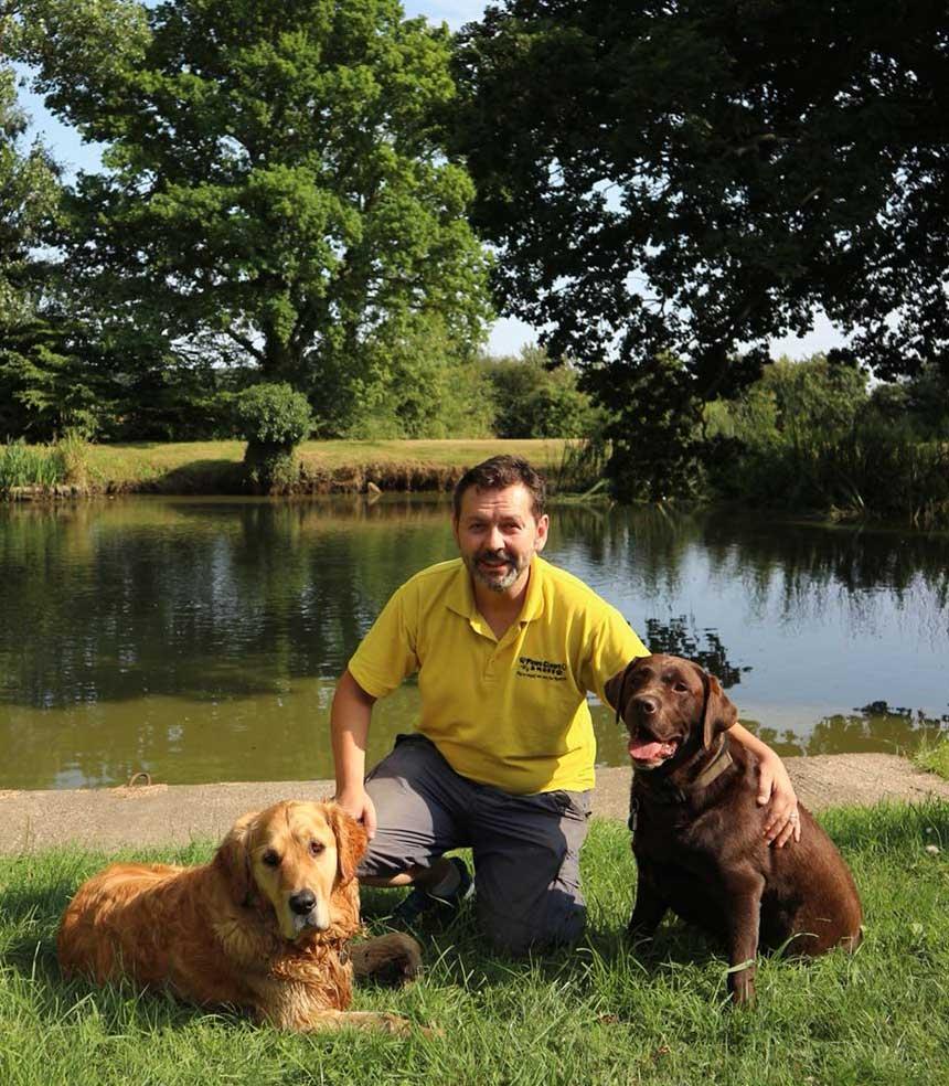 Dog Walker ashford